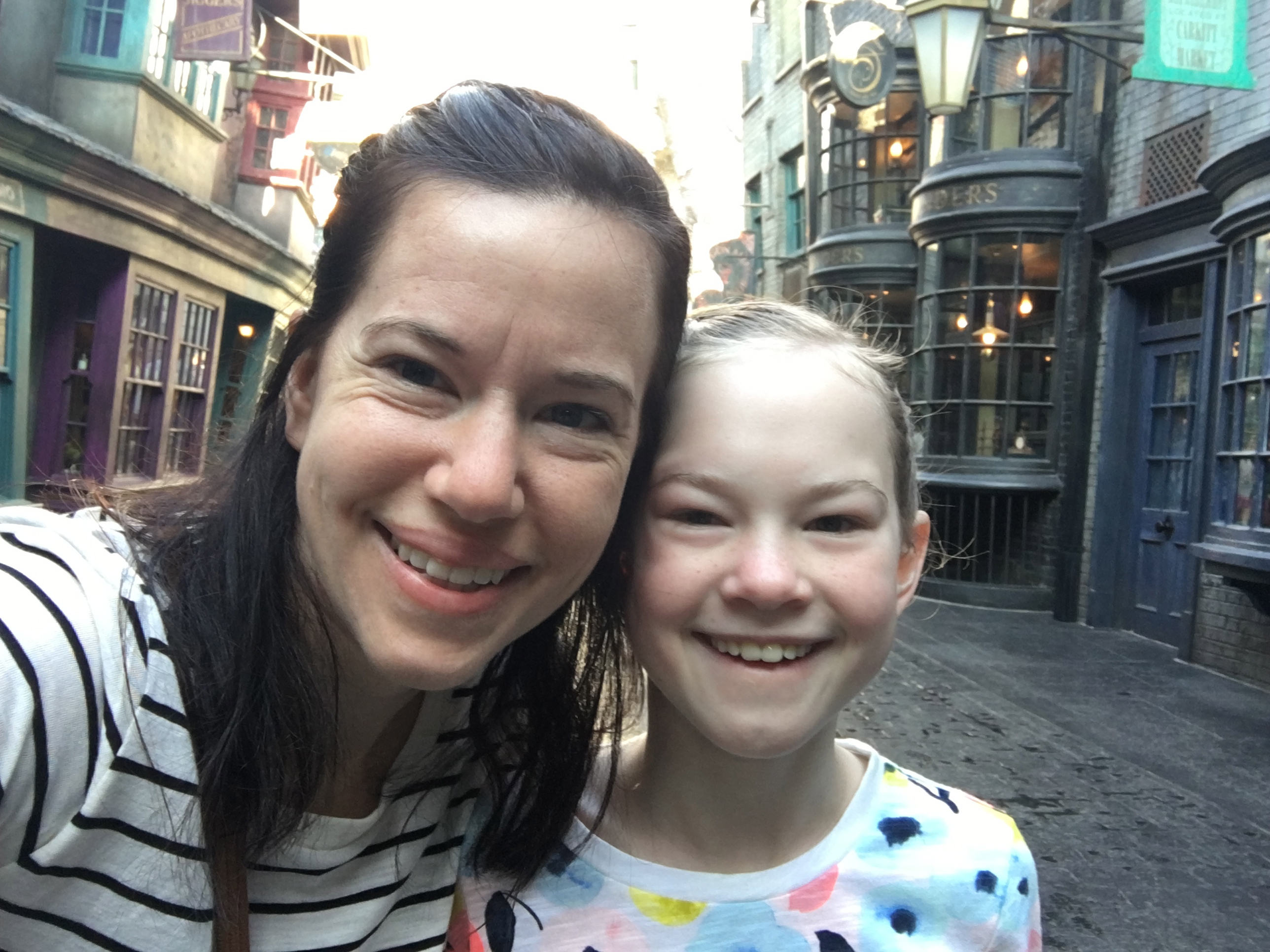 Diagon Alley!